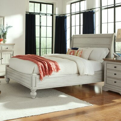 Cresent Furniture Cottage Panel Bed