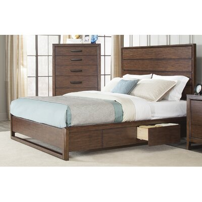Cresent Furniture Mercer Panel Bed