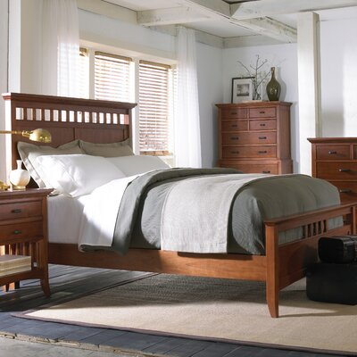 Darby Home Co Hoffmann Panel Customizable Bedroom Set