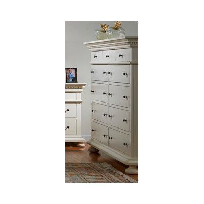 Bebe Furniture Soraya 11 Drawer Dresser
