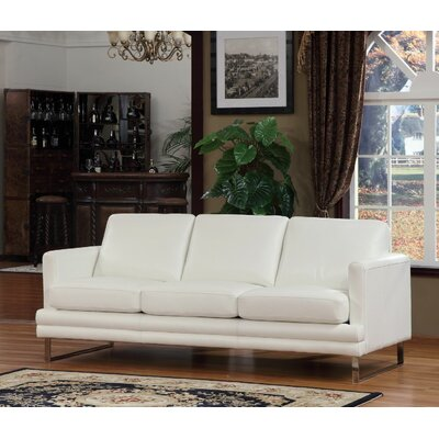 Lazzaro Leather Melbourne Leather Sofa