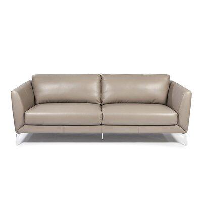 Lazzaro Leather Anvers Leather Sofa