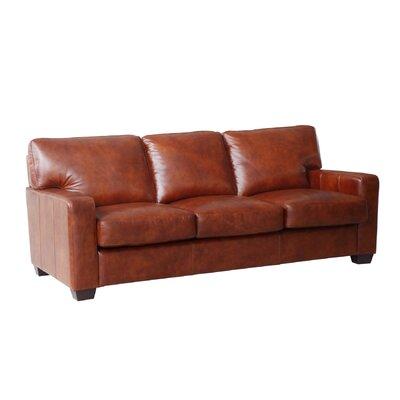 Lazzaro Leather Aberdeen Leather Sofa