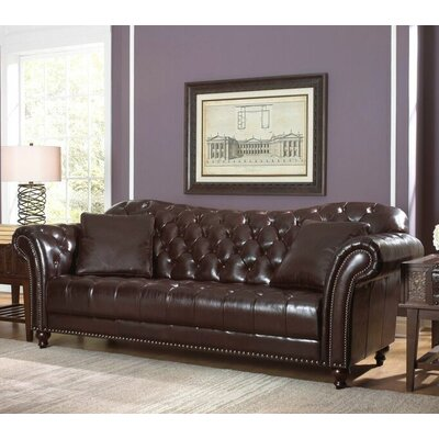 Lazzaro Leather Nicholas Leather Sofa