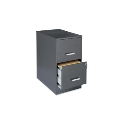 Lorell Soho 2 Drawer Vertical File