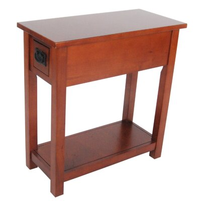 Alaterre Craftsman Chairside Table