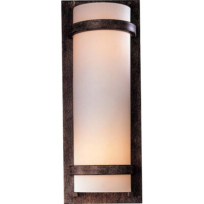 Minka Lavery Fieldale Lodge 2 Light Wall Sconce Reviews Wayfair