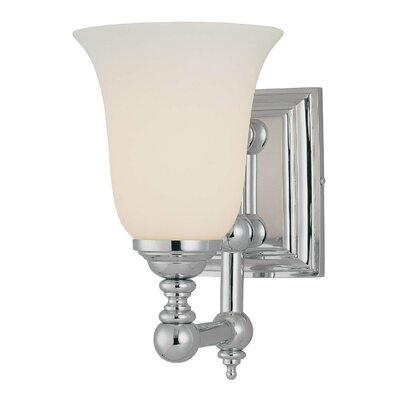 Minka Lavery Tafalla 1 Light Wall Sconce Reviews Wayfair