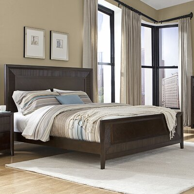 InRoom Designs Queen Panel Bed