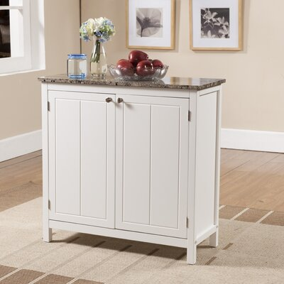 Charlton Home Braemar Kitchen Island