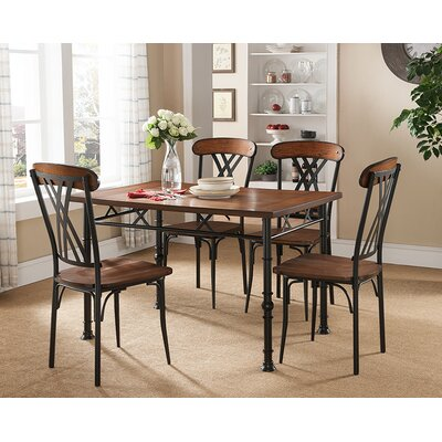 Trent Austin Design Dywer 5 Piece Dining Set