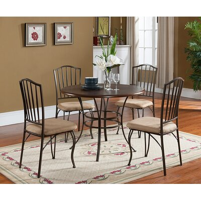 Three Posts Bovingdon 5 Piece Dining Set