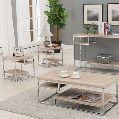 Varick Gallery Anchondo 3 Piece Coffee Table Set