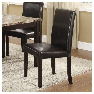 InRoom Designs Parsons Chair (Set of 4)