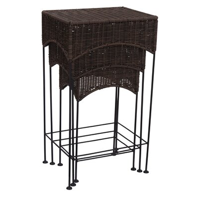 Household Essentials 3 Piece Nesting Tables