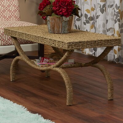 Household Essentials Coffee Table with..