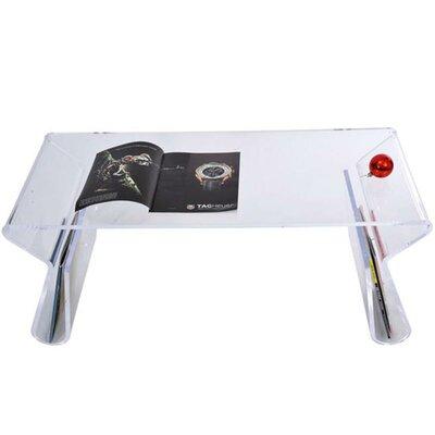 Aosom LLC Coffee Table