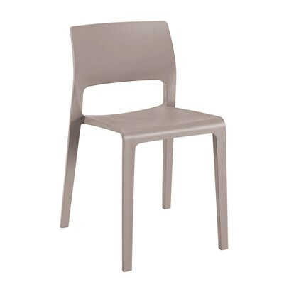 Arper Juno Chair with Open Backrest (Set of 4)
