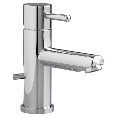 american standard serin single hole bathroom faucet with single