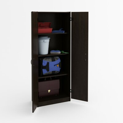 Ameriwood Industries 2 Door Storage Cabinet