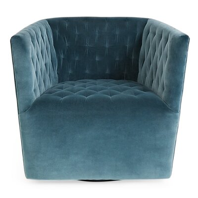 Jonathan Adler Vertigo Swivel Club Chair