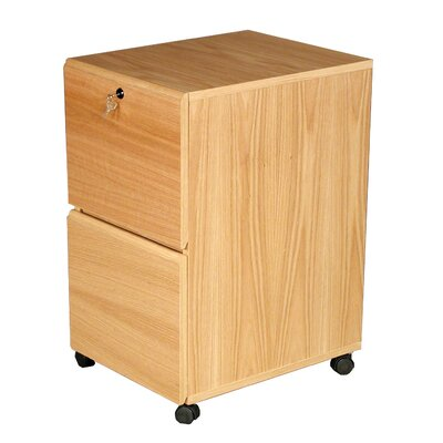 Rush Furniture Modular Real Oak Wood Vene..
