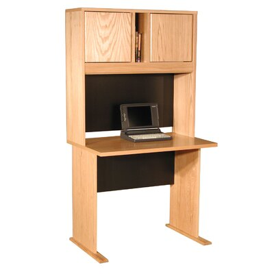 Rush Furniture Modular Real Oak Wood V..