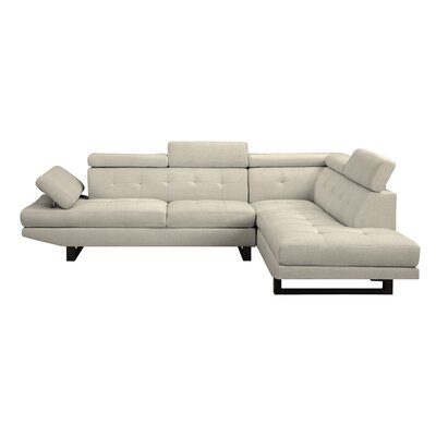 Handy Living Fontaine Sectional