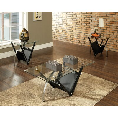 Steve Silver Furniture Tribecca Coffee Table Set