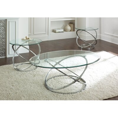 Steve Silver Furniture Orion Coffee Table Set Reviews Wayfair