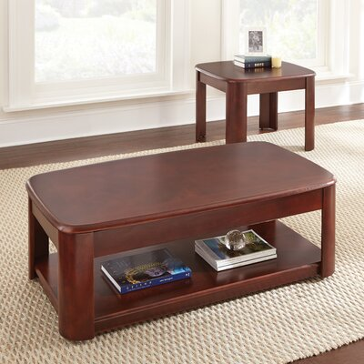 Steve Silver Furniture Lidya Coffee Table Set