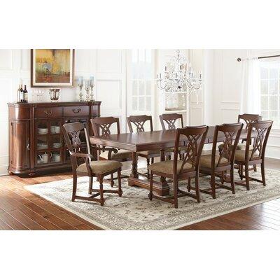 Rosalind Wheeler Ledford Extendable Dining Table
