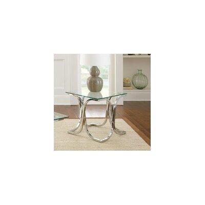 Steve Silver Furniture Leonardo End Table