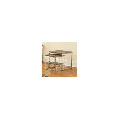 Mercury Row Corona 2 Piece Nesting Tables