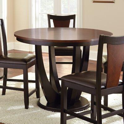 Latitude Run 5 Piece Counter Height Dining Set (Set of 5)