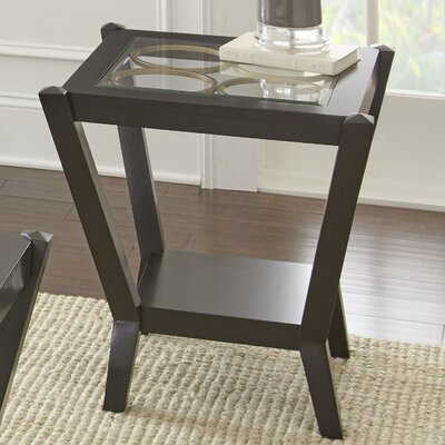 Latitude Run Lamar End Table