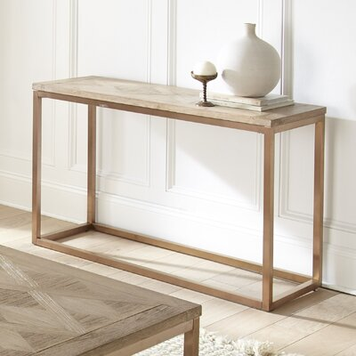 Laurel Foundry Modern Farmhouse Umbra Console Table