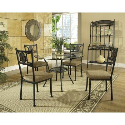Steve Silver Furniture Carolyn Dining Table Reviews Wayfair