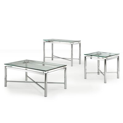 Steve Silver Furniture Nova Coffee Table Set
