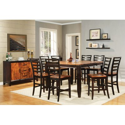 Loon Peak Frazer Counter Height Dining Table