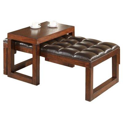 Alpine Furniture Tiburon Coffee Table