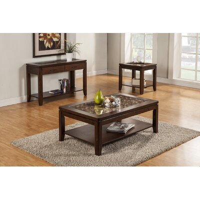 Alpine Furniture Granada Coffee Table ..