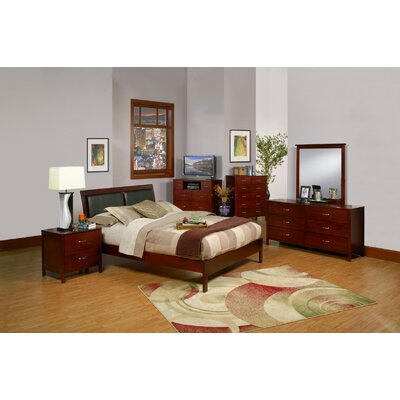 Alpine Furniture Newport Platform Customizable B..