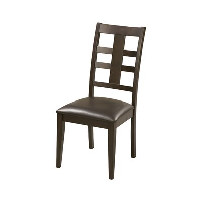 Alpine Furniture Piedmont Side Chair (Set of 2)
