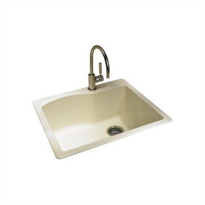 swanstone kitchen sink reviews swanstone swanstone classics 25 quot x 22 quot single bowl kitchen 5957