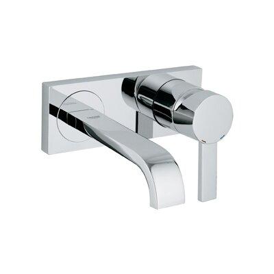 Grohe Allure Single Handle Wall Mounted Bathroom Faucet Reviews Wayfair