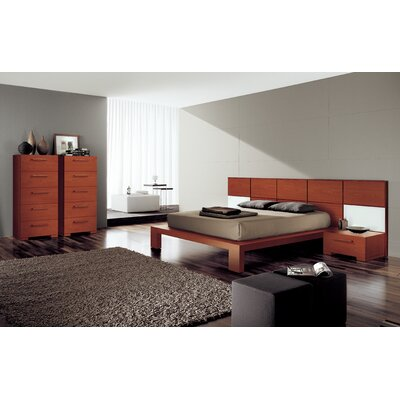 YumanMod Wynd Platform Customizable Bedroom Set