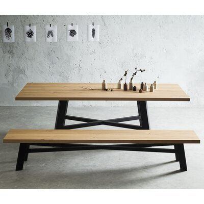 YumanMod Thunder Wood Kitchen Bench