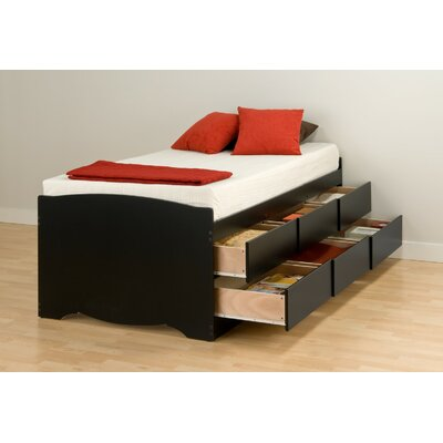 Viv + Rae Melinda Twin Captain Bed with Storage