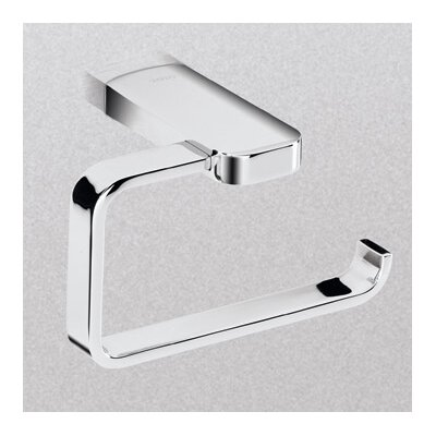 Wall Mounted Toilet Paper Holder toto upton wall mounted toilet paper holder & reviews | wayfair